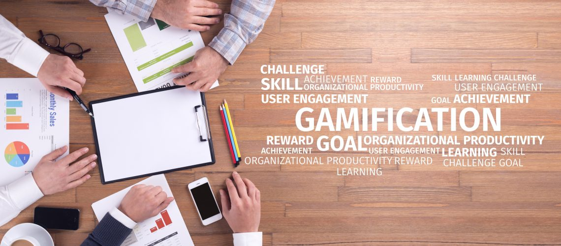 Business,Concept:,Gamification,Word,Cloud